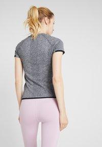 Even&Odd active - Camiseta de deporte - grey melange - 2
