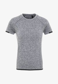 Even&Odd active - Camiseta de deporte - grey melange - 3