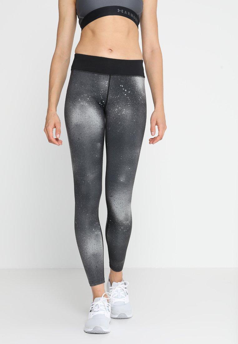 Even&Odd active - Collant - black/light grey