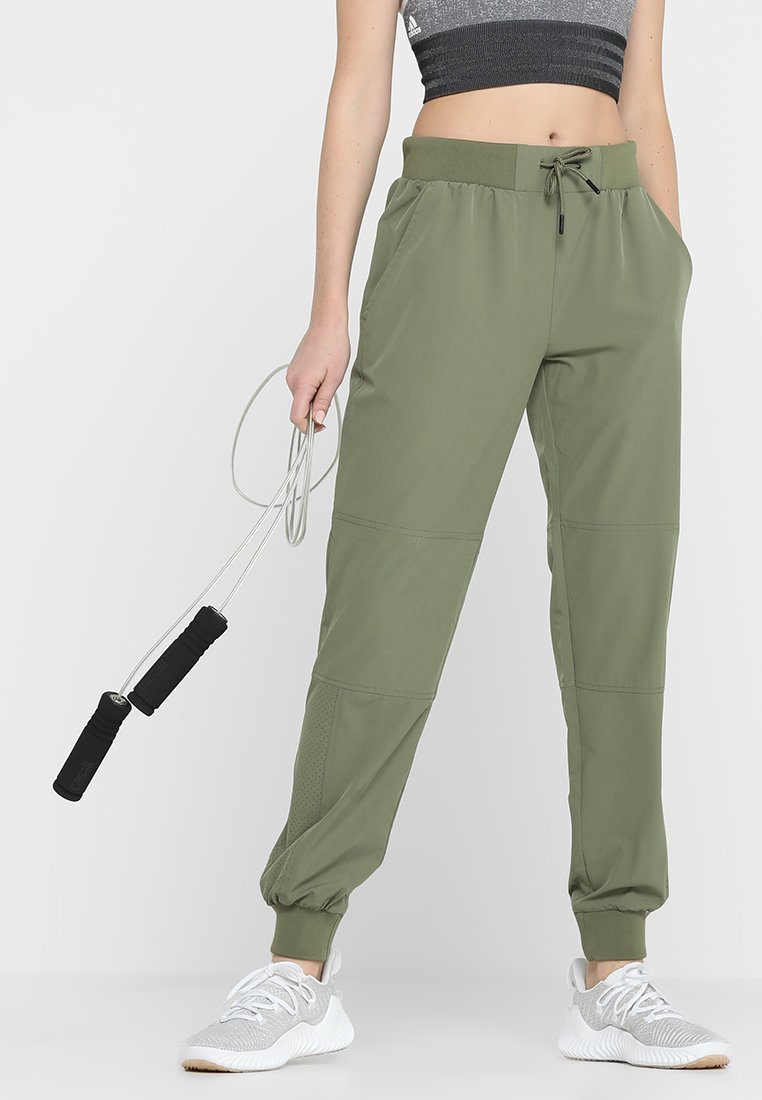 Even&Odd active - Pantalones deportivos - khaki