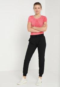 Even&Odd active - Pantaloni sportivi - black - 1