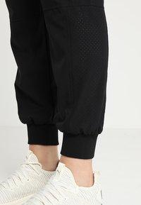 Even&Odd active - Pantaloni sportivi - black - 5