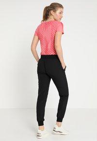 Even&Odd active - Pantaloni sportivi - black - 2