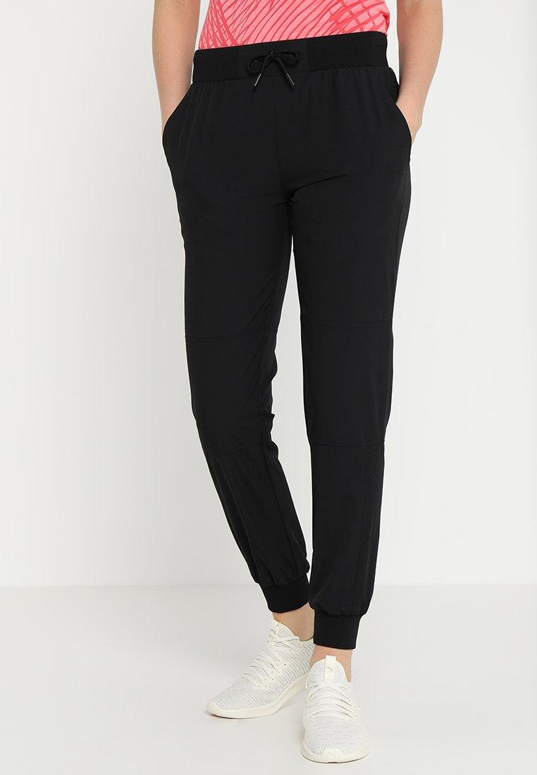 Even&Odd active - Pantaloni sportivi - black