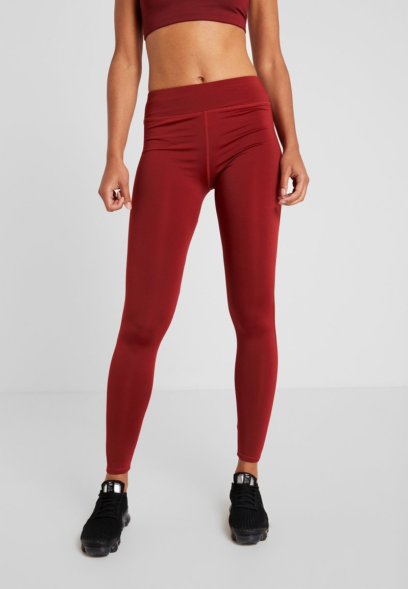 Even&Odd active - Leggings - bordeaux