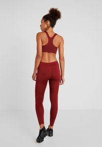 Even&Odd active - Tights - bordeaux - 2