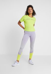 Even&Odd active - Legging - mauve/multicolor - 1