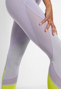 Even&Odd active - Legging - mauve/multicolor - 3