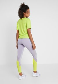 Even&Odd active - Legging - mauve/multicolor - 2