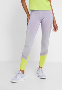 Even&Odd active - Legging - mauve/multicolor - 0
