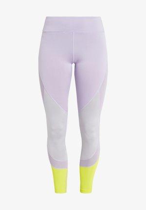 Leggings - mauve/multicolor