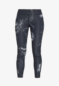 Even&Odd active - Leggings - white/black - 4