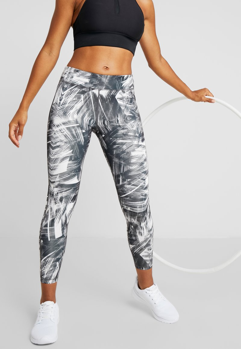 Even&Odd active - Tights - anthrazit