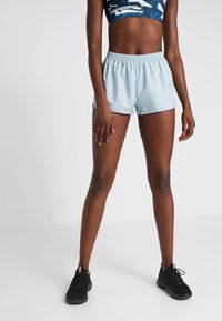 Even&Odd active - Urheilushortsit - light blue - 0