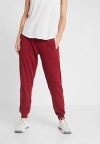 Even&Odd active - Legging - bordeaux - 0