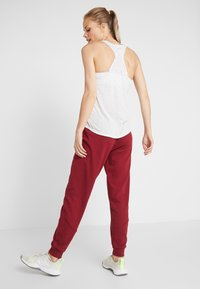 Even&Odd active - Legging - bordeaux - 2