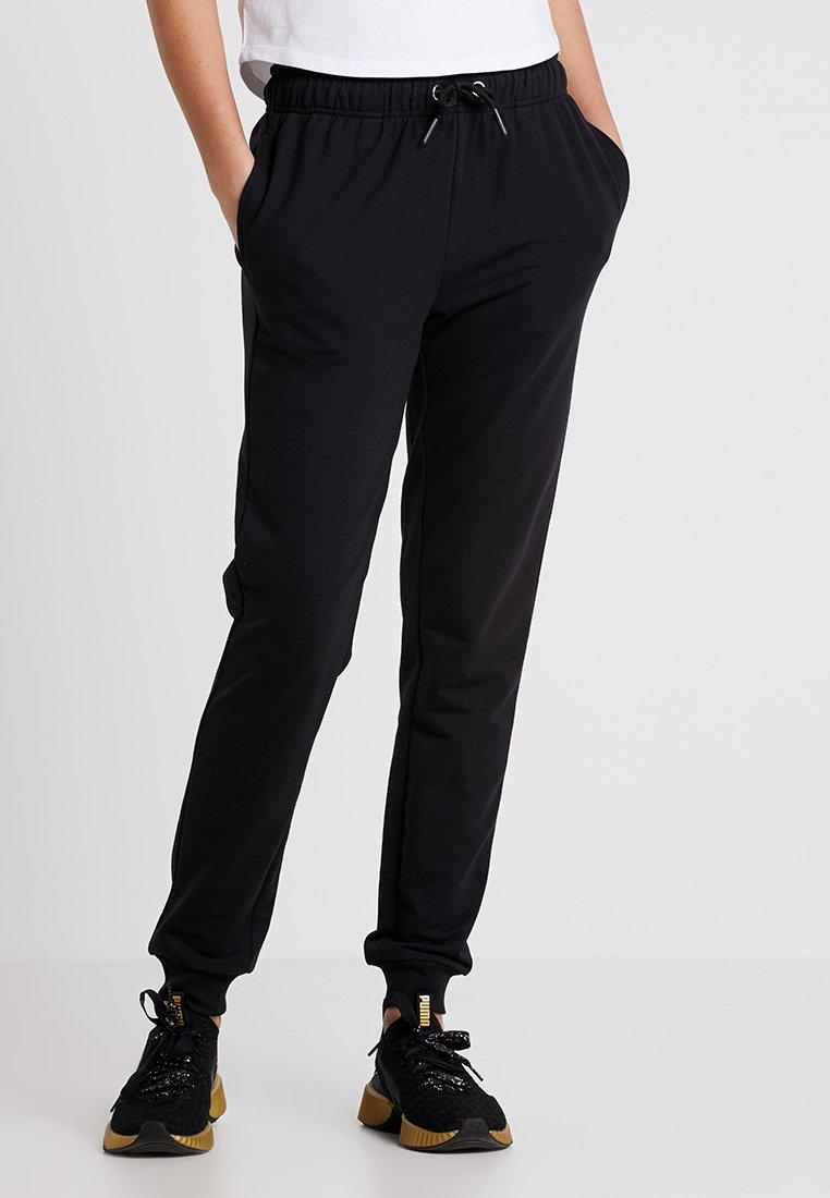 Even&Odd active - Teplákové kalhoty - black