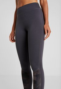 Even&Odd active - Medias - grey/black - 3