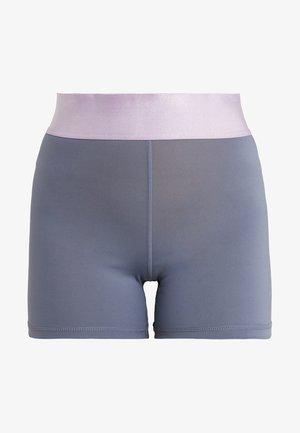 Tights - lilac/dark blue
