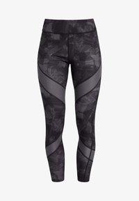 Even&Odd active - Leggings - grey/black - 4