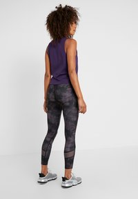 Even&Odd active - Leggings - grey/black - 2