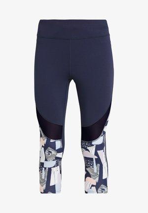 Pantalon 3/4 de sport - dark blue