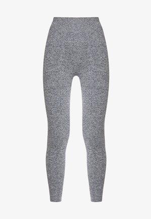 Punčochy - grey melange