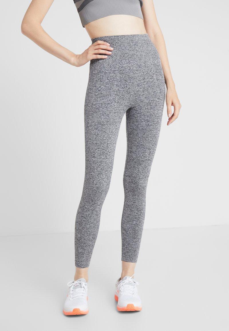 Even&Odd active - Leggings - grey melange