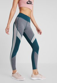 Even&Odd active - Leggings - grey - 0