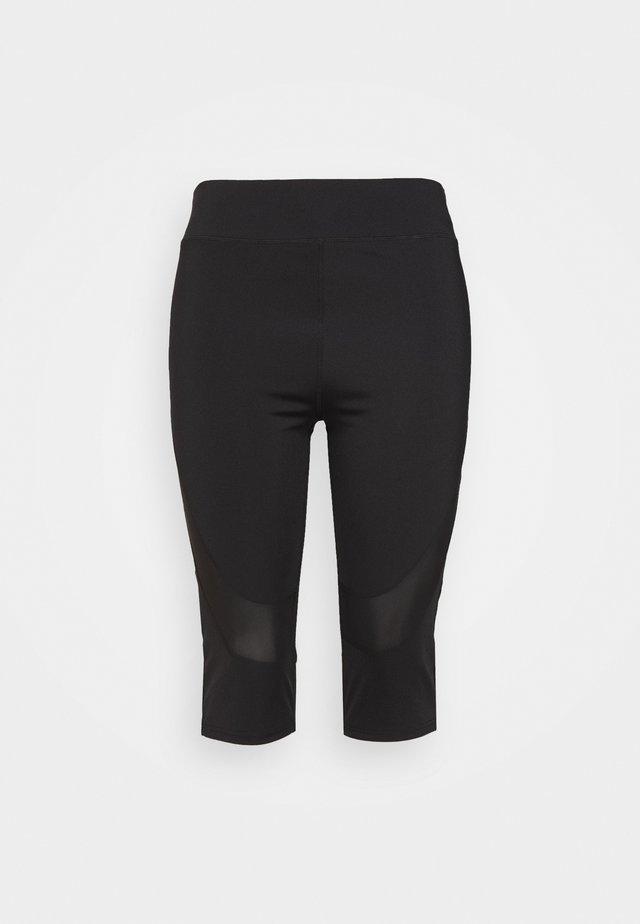 Urheilucaprit - black