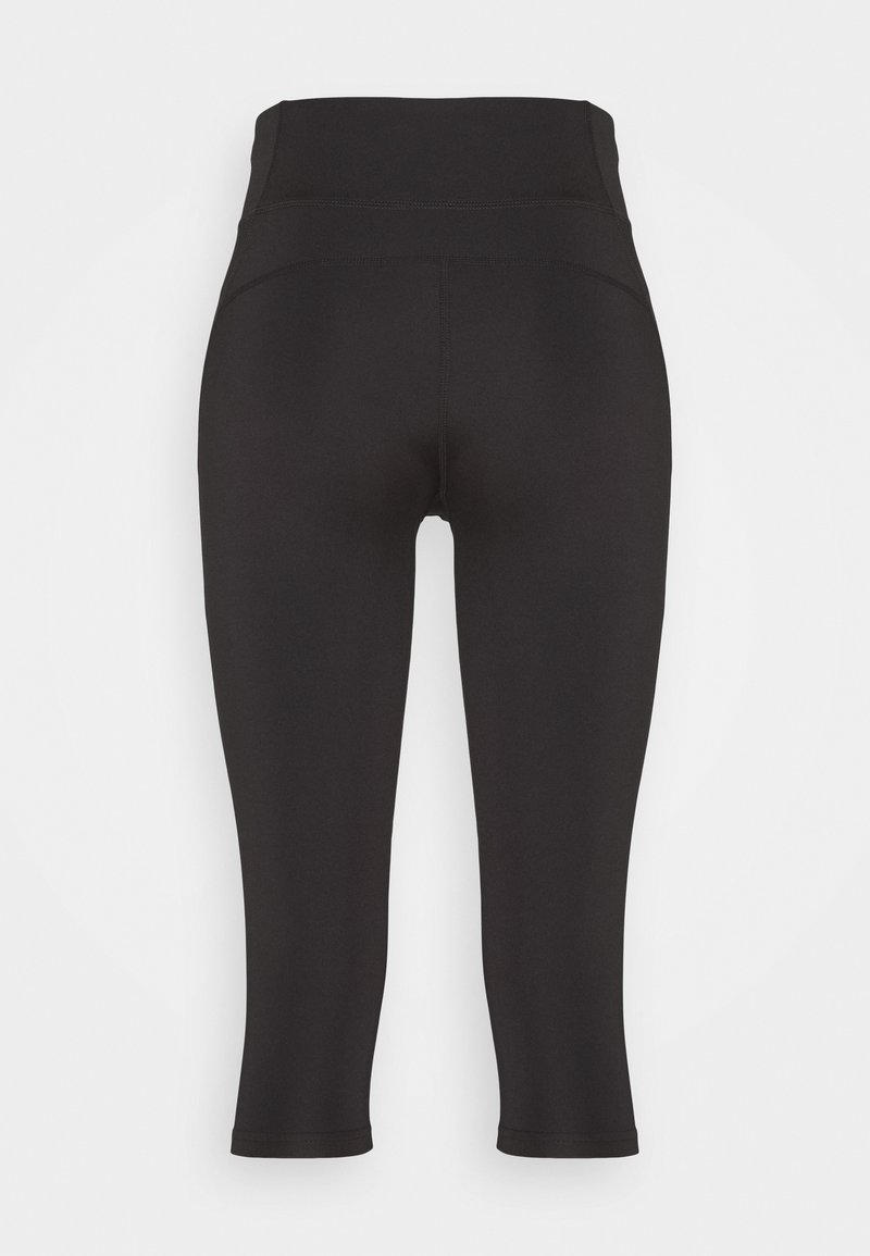 Even&Odd active Pantaloncini 3/4 - black iPwL5Z fashion style