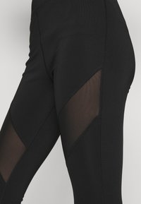 Even&Odd active - Legginsy - black - 4