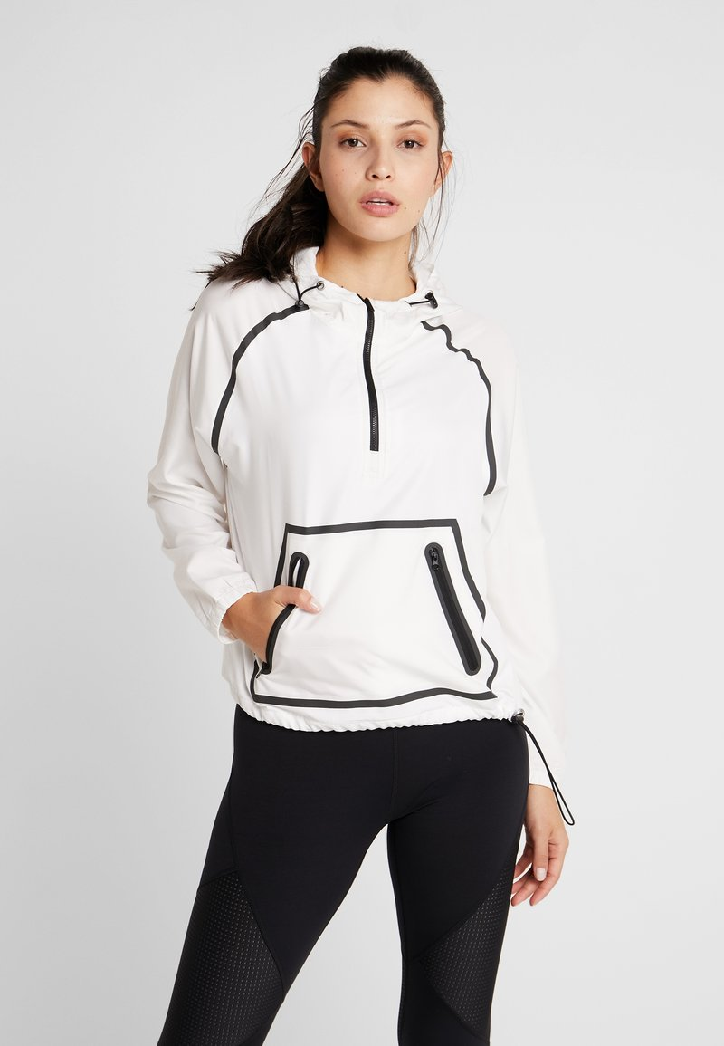 Even&Odd active - Training jacket - white