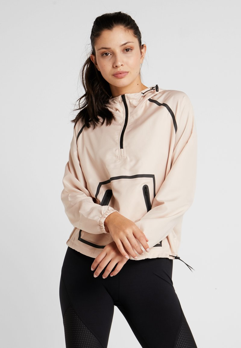 Even&Odd active - Training jacket - nude