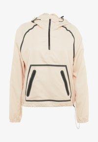 Even&Odd active - Training jacket - nude - 4
