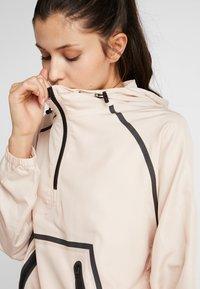 Even&Odd active - Training jacket - nude - 3