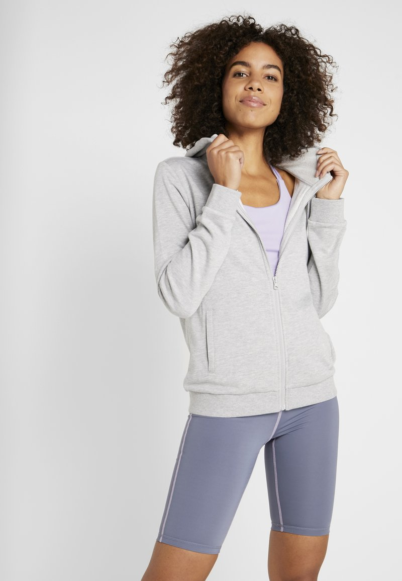 Even&Odd active - Sweater - mottled grey