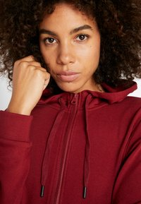 Even&Odd active - Sweatshirt - bordeaux - 4