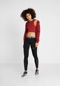 Even&Odd active - Sweatshirt - bordeaux - 1