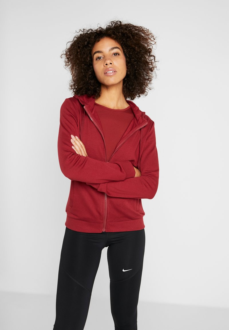 Even&Odd active - Sweatshirt - bordeaux