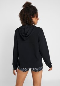 Even&Odd active - Jersey con capucha - black - 2