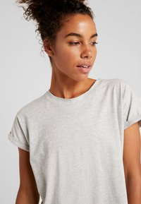 Even&Odd active - Camiseta interior - mottled grey - 4