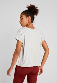 Even&Odd active - Camiseta interior - mottled grey - 2