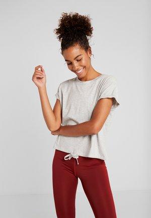 Unterhemd/-shirt - mottled grey