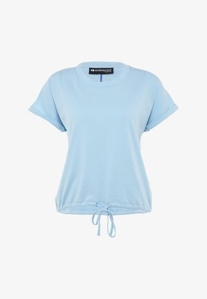 Undershirt - light blue
