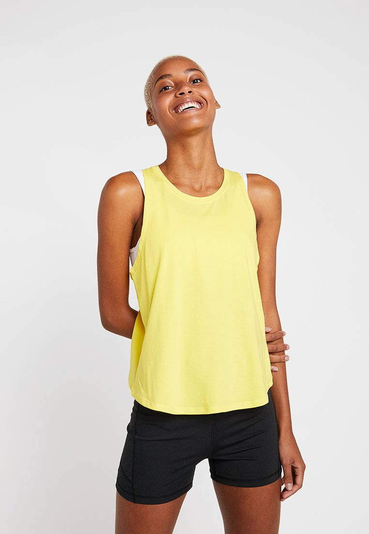 Even&Odd active - Sport BH - yellow