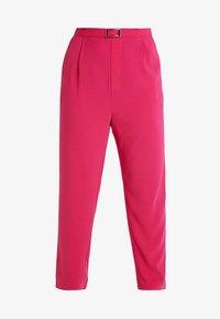 Even&Odd Curvy - Kalhoty - pink - 4