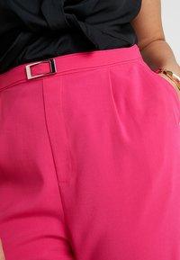Even&Odd Curvy - Kalhoty - pink - 3