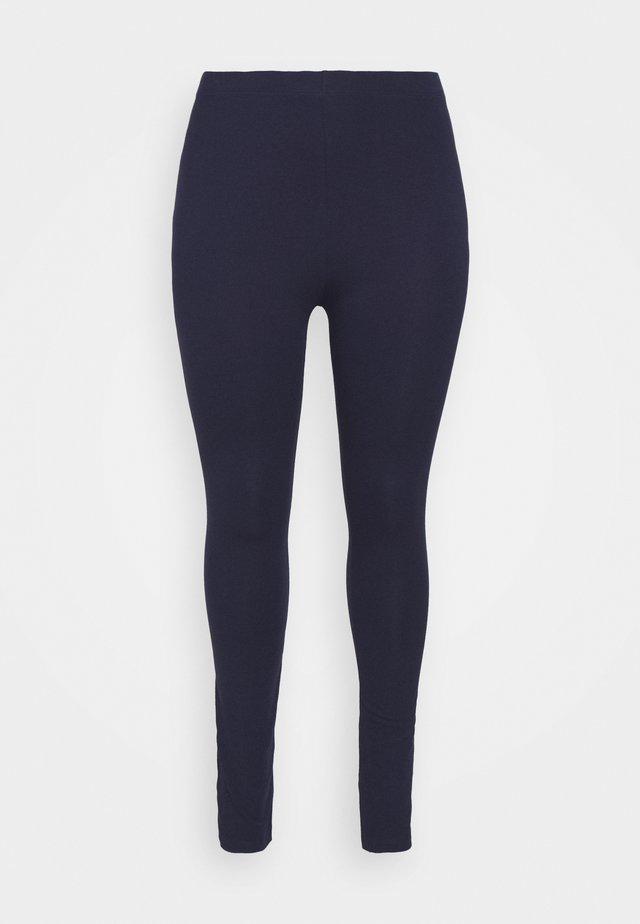2 PACK - Leggingsit - dark blue