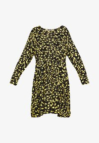 Even&Odd Curvy - Jersey dress - black - 4